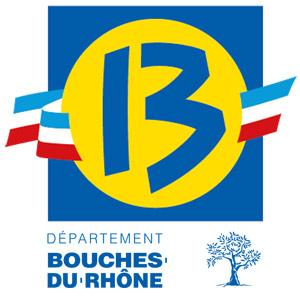 Logo Conseil Departemental des Bouches-du-Rhone